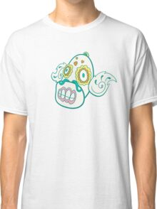 Weepinbell Pokemuerto | Pokemon & Day of The Dead Mashup Classic T-Shirt