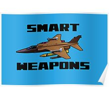 Smart Weapons by #fftw Poster