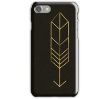 Tori Kelly Black Feather 2  iPhone Case/Skin