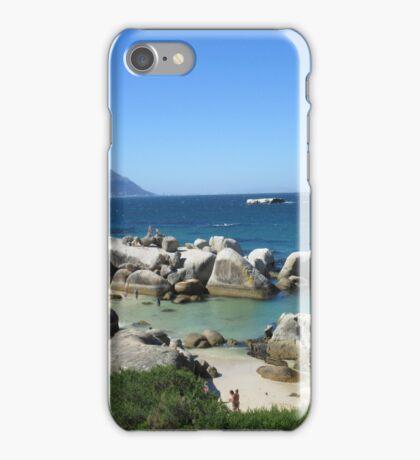 Boulders Beach Simon's Town iPhone Case/Skin