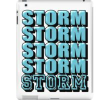 Surrey Storm iPad Case/Skin