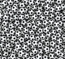 Soccer balls by GrandeDuc