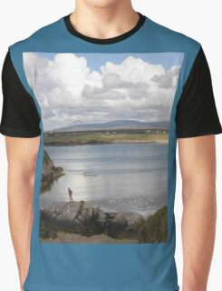 Keadue Bay, Donegal, Ireland  Graphic T-Shirt
