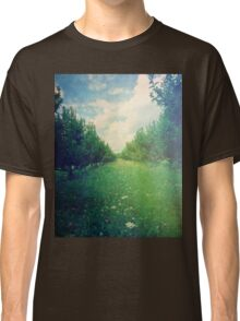 Apple Orchard in Spring Classic T-Shirt