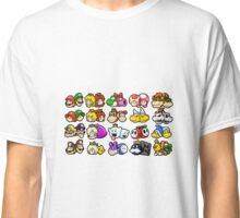 Mario Toons  Classic T-Shirt