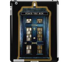 Police Box Doctor Who iPad Case/Skin