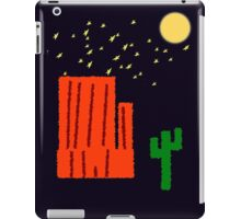 The Desert At Night iPad Case/Skin