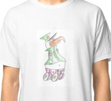 NAZI DUCK DRIVING Classic T-Shirt