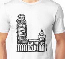 Pisa Italy Unisex T-Shirt