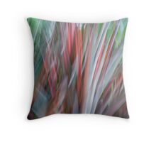 Nature in abstract Throw Pillow