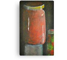Jar of Jelly Canvas Print
