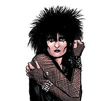 Siouxsie Sioux 2 Photographic Print