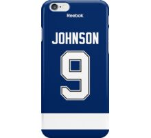 Tampa Bay Lightning Tyler Johnson Jersey Back Phone Case iPhone Case/Skin