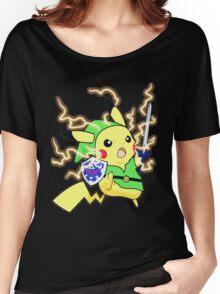 Pokemon Zelda Women's Relaxed Fit T-Shirt