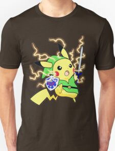 Pokemon Zelda Unisex T-Shirt