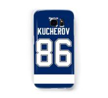 Tampa Bay Lightning Nikita Kucherov Jersey Back Phone Case Samsung Galaxy Case/Skin