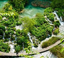 Plitvice Lakes National Reserve, Croatia. by brians101