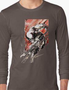 Wolverine Slash Long Sleeve T-Shirt