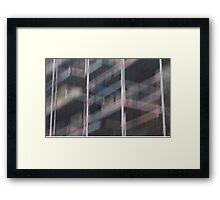 Scots work Framed Print