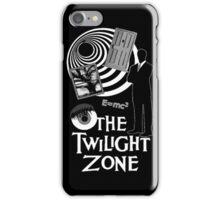 Twilight Zone Eye iPhone Case/Skin