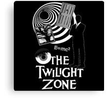 Twilight Zone Eye Canvas Print