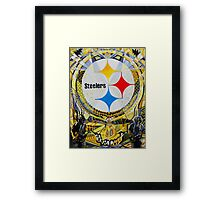 Steal Your 3 Rivers Framed Print