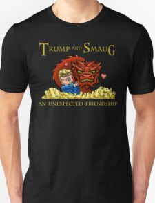 Trump and Smaug: An Unexpected Friendship T-Shirt