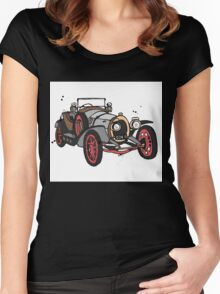 Chitty Chitty Bang Bang Women's Fitted Scoop T-Shirt