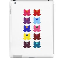Sailor Moon- Inspired Bow Collection iPad Case/Skin