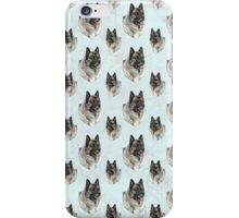 elkhound products  iPhone Case/Skin