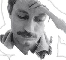 Ghassan Kanafani - Stand Up Sticker