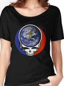 Earth Stealie Women's Relaxed Fit T-Shirt