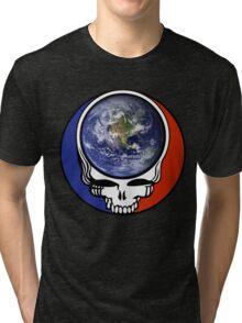 Earth Stealie Tri-blend T-Shirt