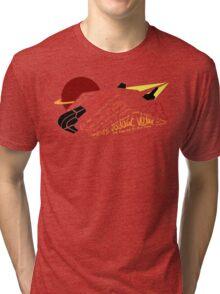Asp Explorer Voyage Voyage Tri-blend T-Shirt