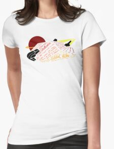 Asp Explorer Voyage Voyage Womens Fitted T-Shirt