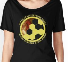 Dyfed Space Defense Force T-Shirt Women's Relaxed Fit T-Shirt