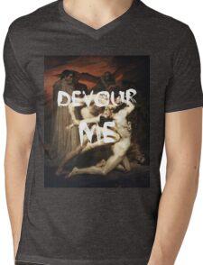 Alt-J Gothic Tee Mens V-Neck T-Shirt