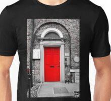 The Door To James Herriot's World_SC Unisex T-Shirt