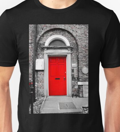 The Door To James Herriot's World_SC Unisex T-Shirt