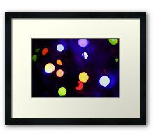 Last Lights No. 5 Framed Print