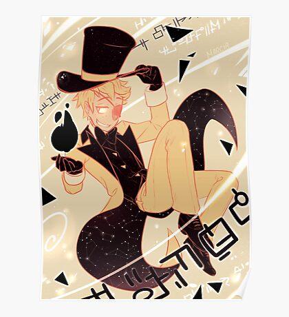 Magic! Poster