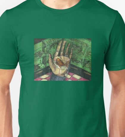 Dream Place Three- A Fish Out Of Water Unisex T-Shirt