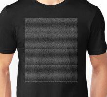 OK COMPUTER Unisex T-Shirt