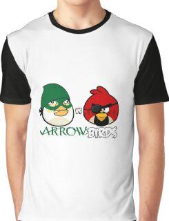 Arrow Birds Graphic T-Shirt