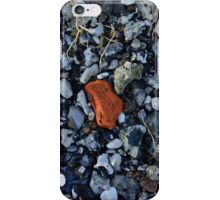 Gravel With Contrasting Stone iPhone Case/Skin