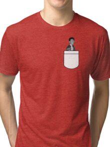 Dan in your pocket  Tri-blend T-Shirt