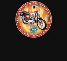 BSA lightning twin Rocket 650 motorcycle Unisex T-Shirt