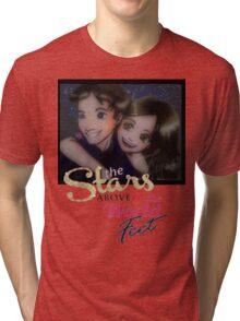The Stars above us.. Tri-blend T-Shirt
