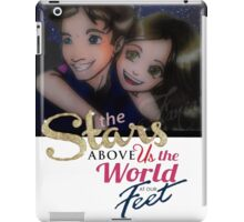 The Stars above us.. iPad Case/Skin