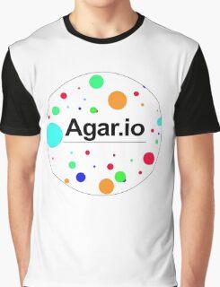 Agar.io  Graphic T-Shirt